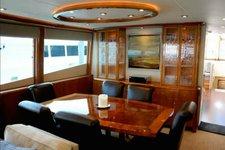 thumbnail-8 Lazzara 84.0 feet, boat for rent in Miami Beach,