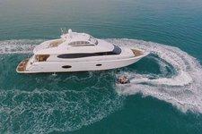 thumbnail-11 Lazzara 84.0 feet, boat for rent in Miami Beach,