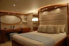 thumbnail-6 Lazzara 84.0 feet, boat for rent in Miami Beach,