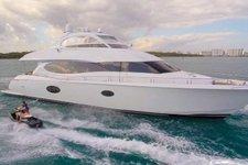 thumbnail-3 Lazzara 84.0 feet, boat for rent in Miami Beach,