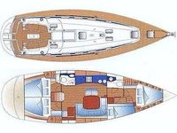 thumbnail-3 Bavaria 44.0 feet, boat for rent in Sant Antoni De Portmany, ES