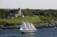 Sail Newport in this Beautiful and Traditional Schooner!