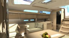 thumbnail-3 Dufour 42.0 feet, boat for rent in Corsica, FR