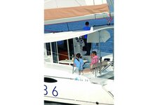thumbnail-3 Fountaine Pajot 36.0 feet, boat for rent in San Diego, CA