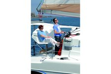 thumbnail-6 Fountaine Pajot 36.0 feet, boat for rent in San Diego, CA