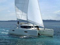 Make your dreams come true Sailing on this amazing catamaran!