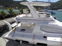 Charter this exciting Leopard 47 around La Paz, Mexico