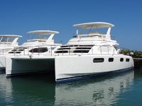 Charter this fun Leopard 47 around La Paz, Mexico