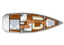 thumbnail-2 Sun Odyssey 39.0 feet, boat for rent in Marseille, FR