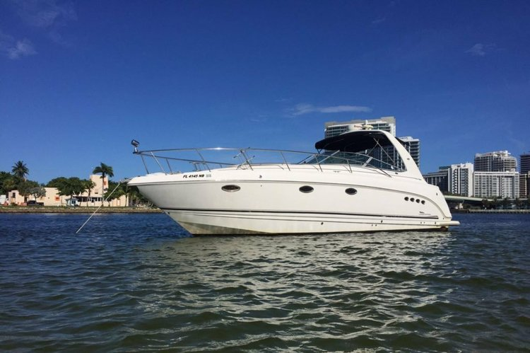 Enjoy the waters of Biscayne Bay in Style on this Caparral