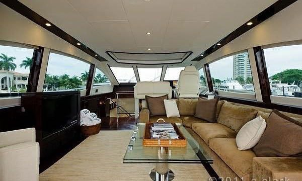 Boat for rent Lazzara 75.0 feet in Miami Beach Marina, FL