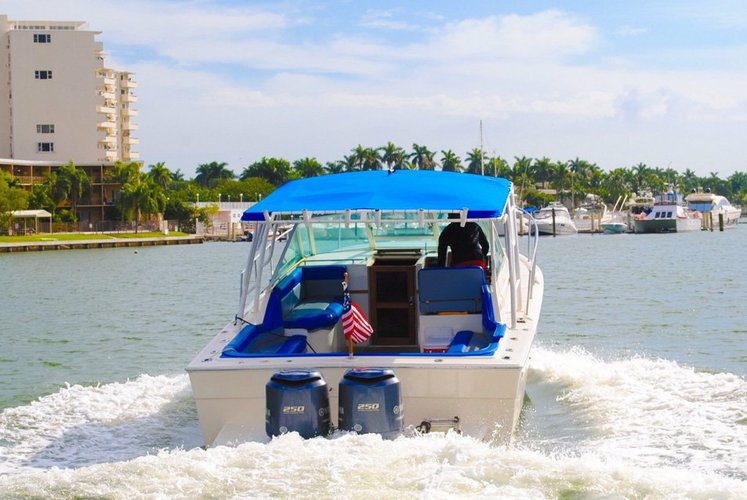 Boat for rent Tiara 34.0 feet in North Bay Village, FL
