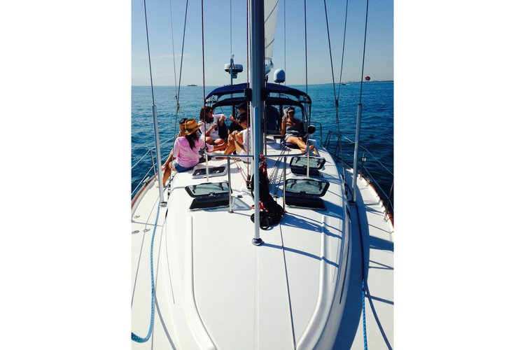 Boat for rent Beneteau 47.0 feet in Coconut Grove Marina, FL