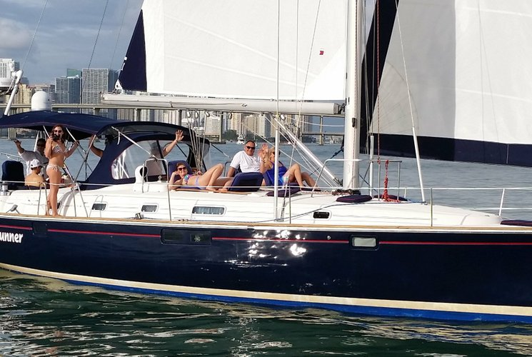 Boating is fun with a Beneteau in Miami