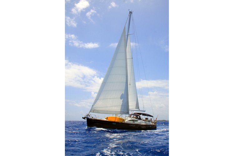 Sail the Virgin Islands Aboard this gorgeous Jeanneau