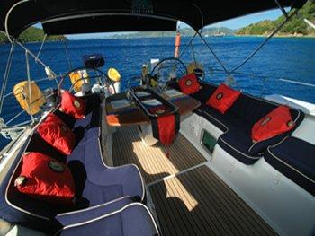 Boat for rent Jeanneau 55.0 feet in , British Virgin Islands