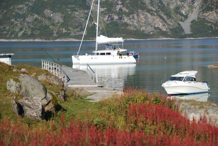 Lagoon-Beneteau boat for rent in Troms