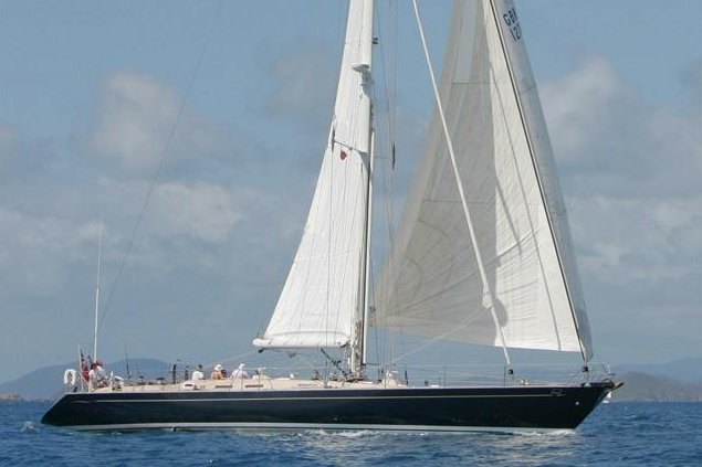 Sail the BVI's in this Beautiful Classic