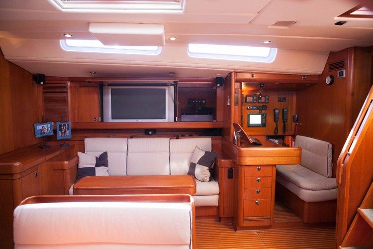 Boat for rent Swan 68.0 feet in St. Barths, U.S. Virgin Islands