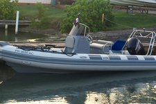 <<< Inflatable RIB 21 ft ready for charter >>>