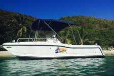 thumbnail-1 Angler Cat 20.0 feet, boat for rent in St. John, VI
