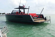 thumbnail-2 Fjord 40.0 feet, boat for rent in Miami Beach, FL