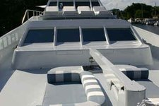 thumbnail-10 Ocean Fast 122.0 feet, boat for rent in Miami Beach, FL