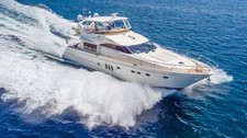 Cruise the Hamptons in a Pristine Princess Yacht