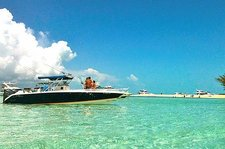 Perfect boat to enjoy Miami's waters.