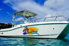 Affordable Private Charters for up to Six Guests!