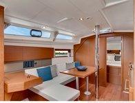 thumbnail-8 Bénéteau 37.0 feet, boat for rent in Zadar region, HR