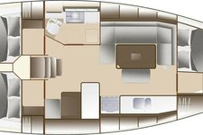 thumbnail-15 Dufour 38.0 feet, boat for rent in Vila do Porto, PT