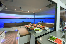 thumbnail-6 Fountaine Pajot 50.0 feet, boat for rent in Key West,