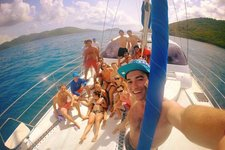 thumbnail-2 Scape Yacht 40.0 feet, boat for rent in Virgin Gorda, VG