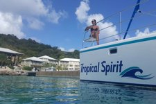 thumbnail-5 Scape Yacht 40.0 feet, boat for rent in Virgin Gorda, VG