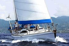 Sail the BVI's in this spacious Sovereign 51'