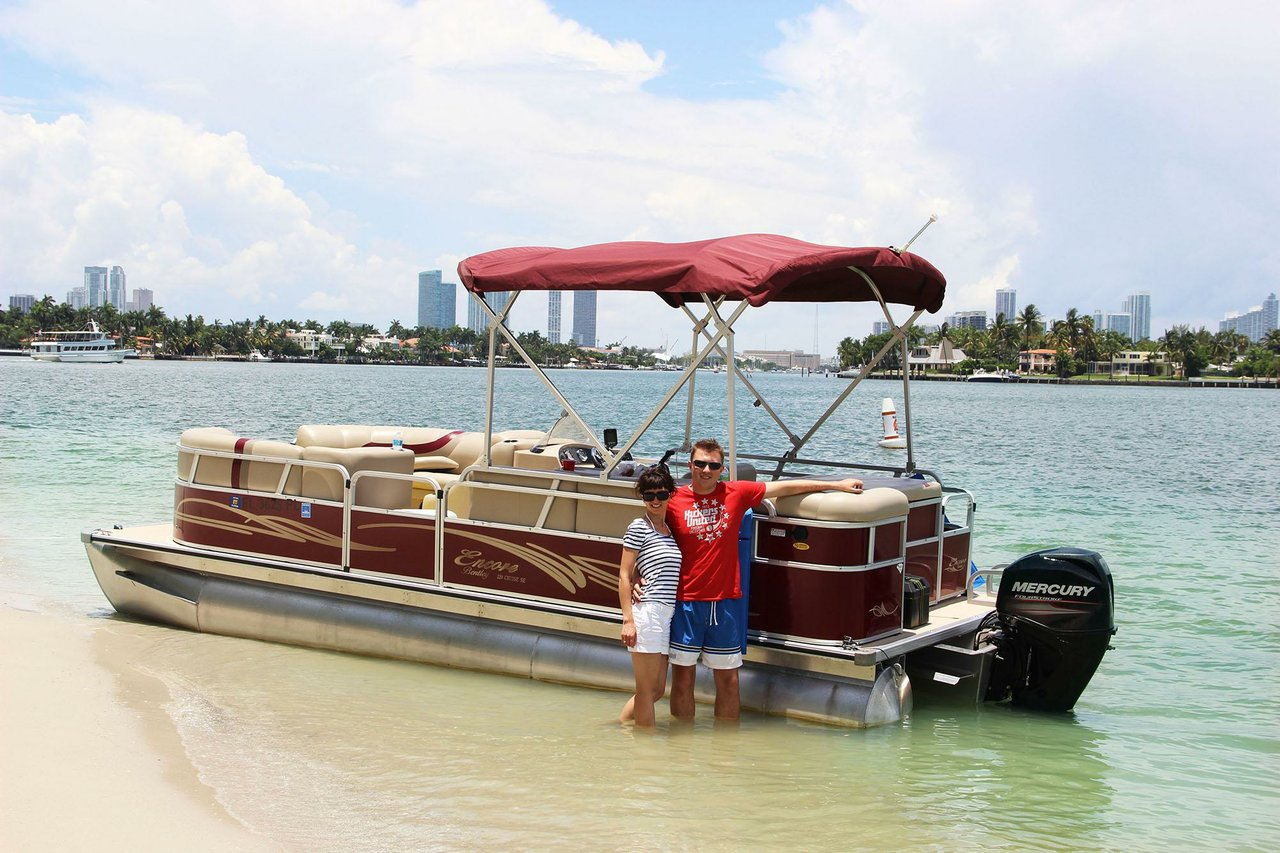 Boat Rental Miami Beach