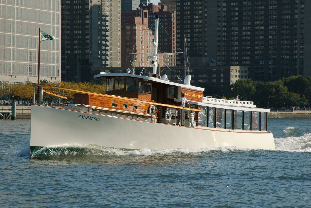 Luxury Boat Rentals New York Ny Classic Classic 971
