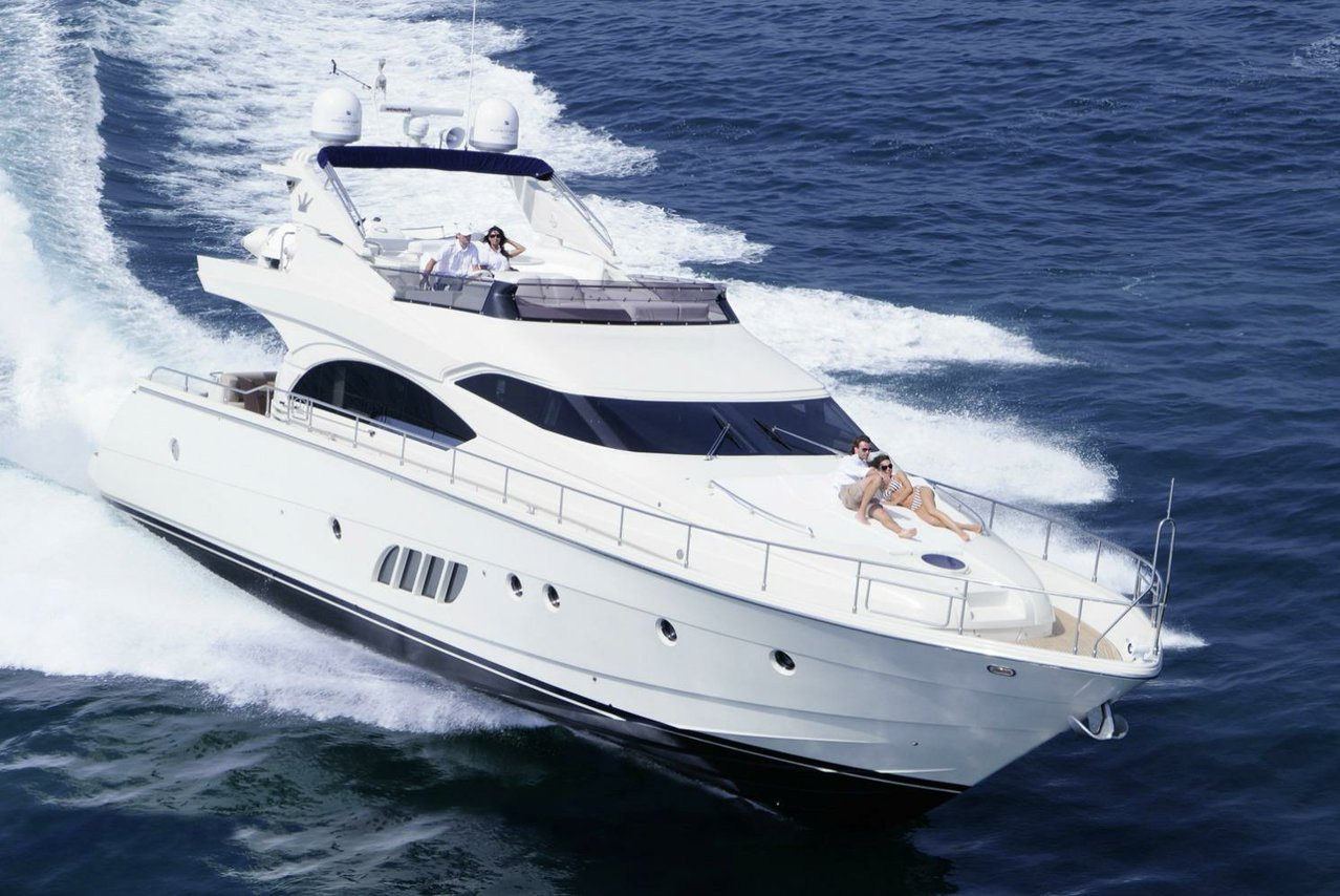 View all. Luxury boat rentals Athens  GR   Dominator Convertible 2254