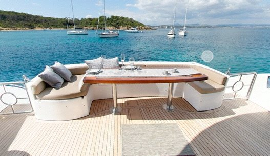 Luxury boat rentals miami beach fl eagle motor yacht 2038 for Newport ri fishing charters