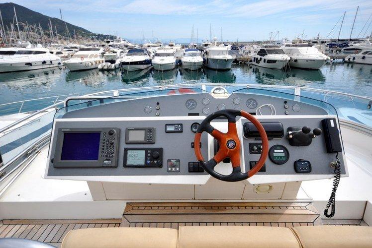 Convertible boat rental in Nanny Cay Resort & Marina,