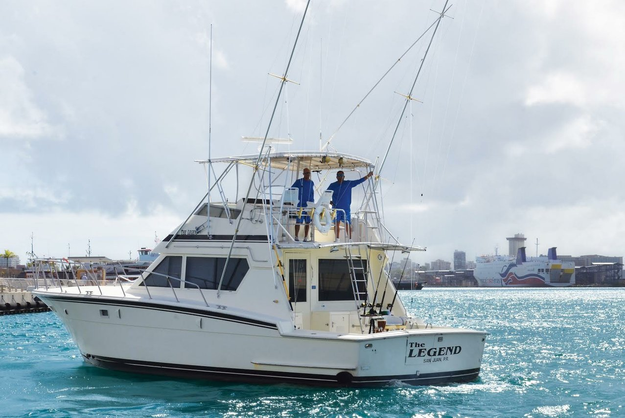 San juan boat rental sailo san juan pr offshore sport for Fishing boat rental
