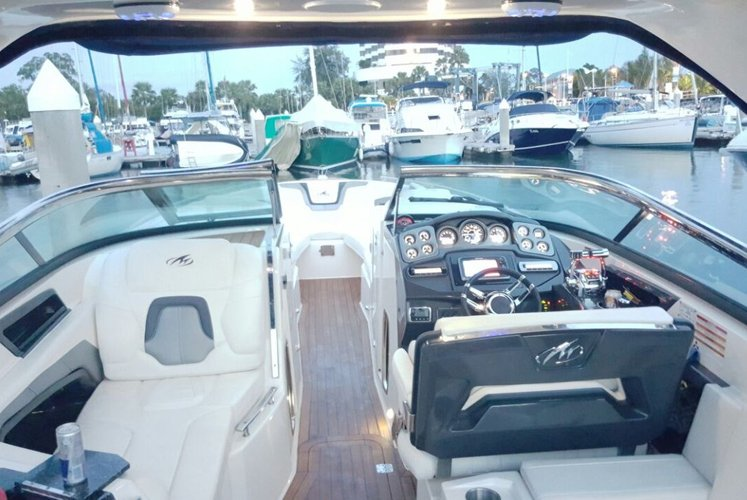 Boat for rent Monterey 32.0 feet in Ocean Marina Yacht Club, Thailand