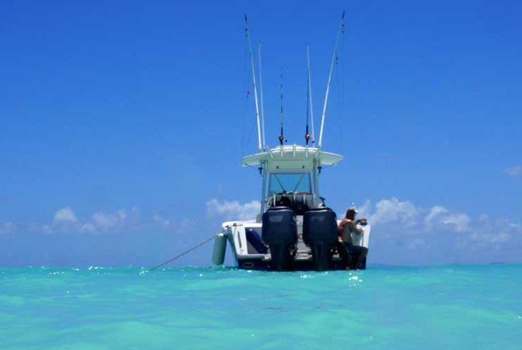 Boat rental in Cruz Bay,