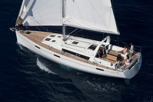 Sail to CUBA in this Brand new Beneteau Oceanus Sailboat!