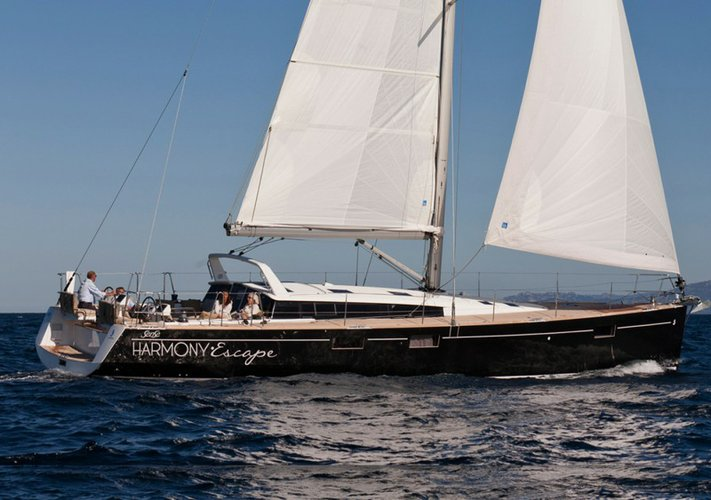 SAIL TO CUBA in this NEW Beneteau Sense 55!