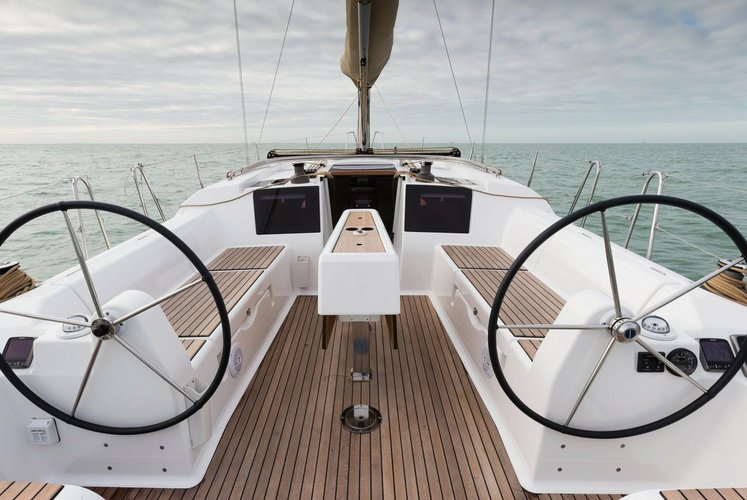 Boating is fun with a Dufour Yachts in Horta