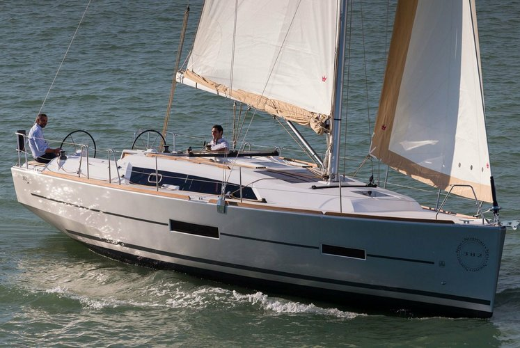 Dufour Yachts boat for rent in Horta
