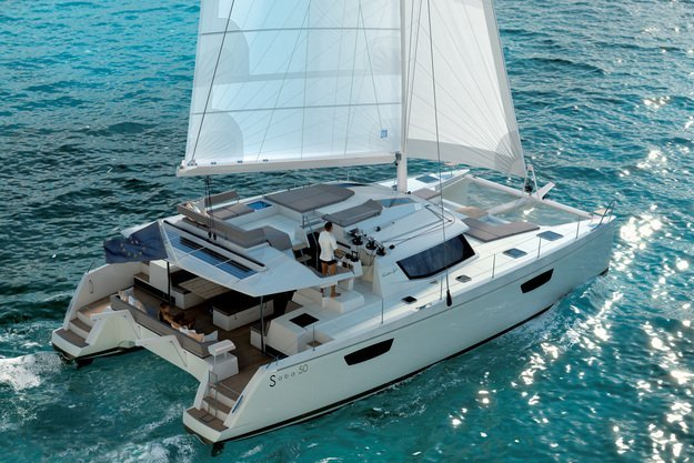 SAIL TO CUBA in top of the line NEW, Large Catamaran!