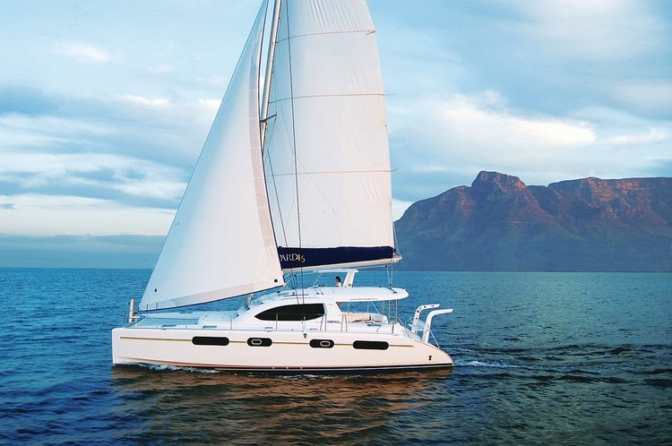 Fully Crewed 46' Leopard Catamaran Sailing Yacht